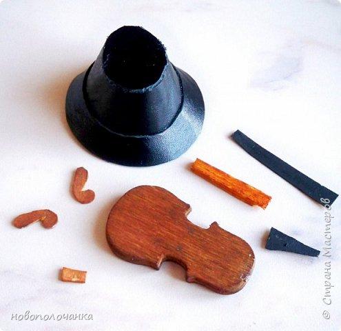 Племяннику любителю музыки скрипки - подарок  на день рождения. фото 11