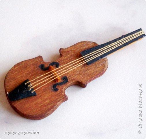Племяннику любителю музыки скрипки - подарок  на день рождения. фото 13