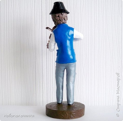 Племяннику любителю музыки скрипки - подарок  на день рождения. фото 4