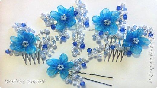 Веточка в прическу с цветочками и бусинами для невесты или выпускной. Twig in a hairdress with eads https://www.youtube.com/watch?v=ilWQEN67AM8
