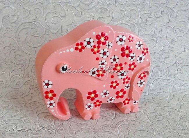 Снова у меня появилось стадо слоняшек..... фото 5