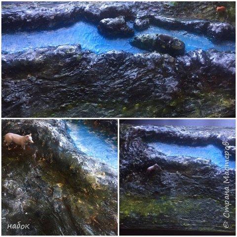 Макет озеро Байкал  фото 4