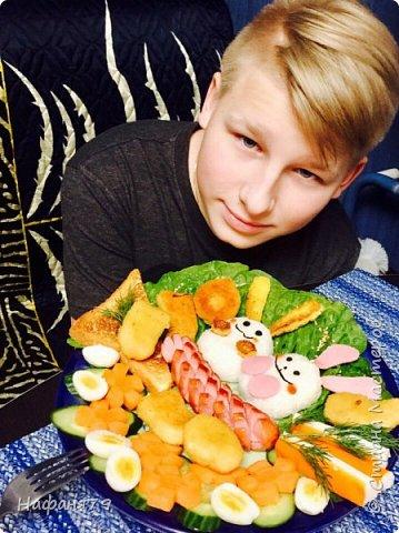 Детский ужин фото 1