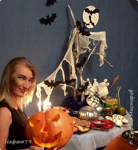 Хэллоуин. Оформление интерьера  фото 3