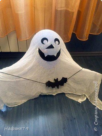 Хэллоуин. Оформление интерьера  фото 8
