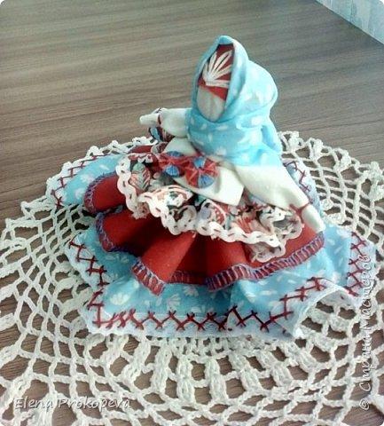 """Кукла -оберег """"Колокольчик"""" фото 2"""