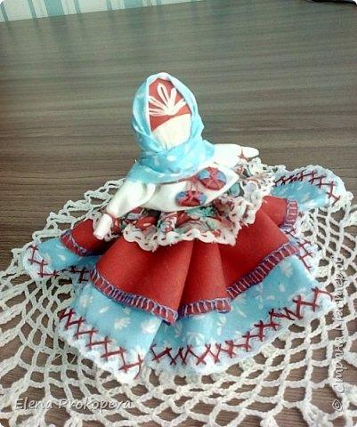 """Кукла -оберег """"Колокольчик"""" фото 1"""
