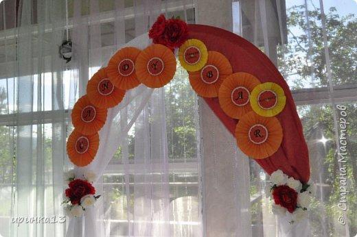 Добрый вечер Страна Мастеров.Собралась моя сестра замуж)))И решила что хочет оранжевую свадьбу))))И мы ей в помощь)))) фото 17