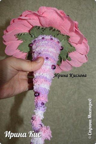 Попробовала сделать розамелию (по этому МК: (http://stranamasterov.ru/node/905332)). Спасибо огромное!:). Внутри раффаэллка. фото 2