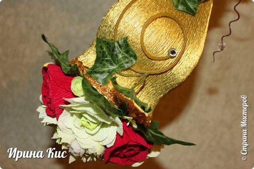 Попробовала сделать розамелию (по этому МК: (http://stranamasterov.ru/node/905332)). Спасибо огромное!:). Внутри раффаэллка. фото 10