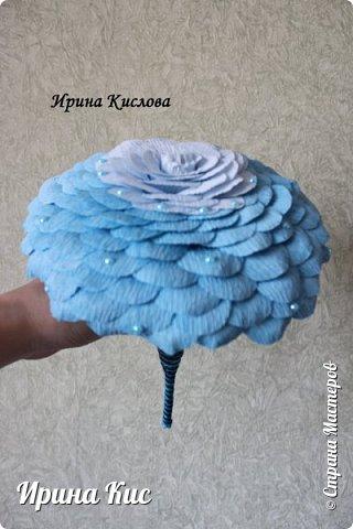 Попробовала сделать розамелию (по этому МК: (http://stranamasterov.ru/node/905332)). Спасибо огромное!:). Внутри раффаэллка. фото 4