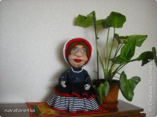 кукла- грелка фото 2