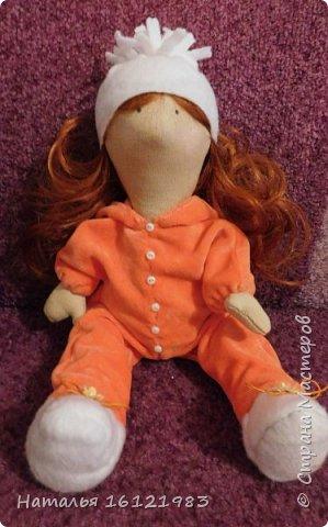 Куколка уже нашла свою хозяйку и живет теперь здесь http://stranamasterov.ru/user/114721 фото 2