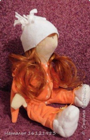 Куколка уже нашла свою хозяйку и живет теперь здесь http://stranamasterov.ru/user/114721 фото 5