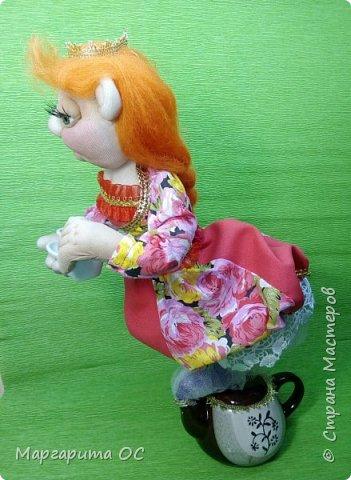 Джиния - чайная фея. фото 2