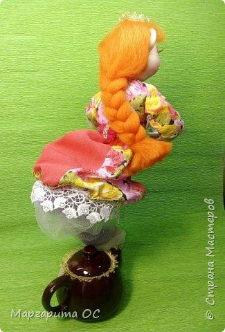 Джиния - чайная фея. фото 3
