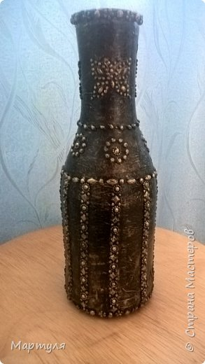 вазы из бутылок фото 9
