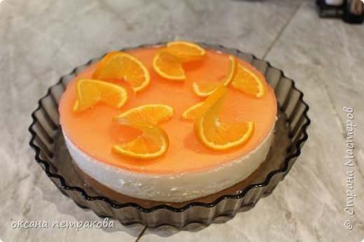 Наши желейные тортики фото 1