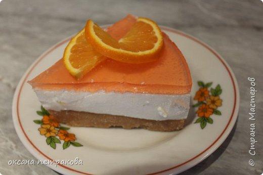 Наши желейные тортики фото 3