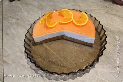 Наши желейные тортики фото 2
