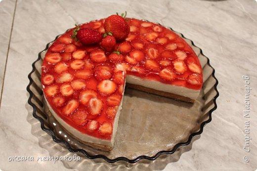 Желейный тортик фото 2