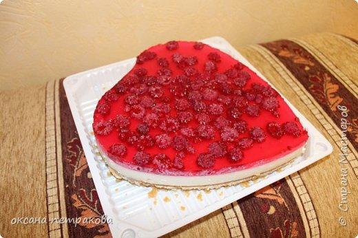 Желейный тортик фото 5