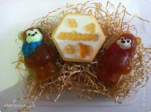 """Сегодня у нас с дочей был """"день мыловарения""""))) Вот чего наварили:  Апельсиновое мылко фото 2"""