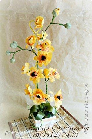 Этот блог с работами  посвященными в основном 8 марта... Корзинка нарциссы с тюльпанами родилась просто на одном дыхании фото 11
