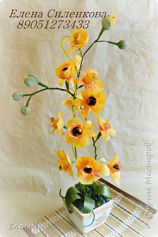 Этот блог с работами  посвященными в основном 8 марта... Корзинка нарциссы с тюльпанами родилась просто на одном дыхании фото 12