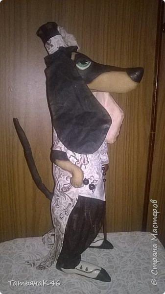Такс-охотник по мк А. Голеневой. фото 7