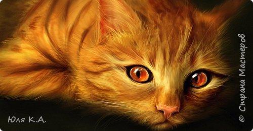 Никогда не заказывала товары в Китае, но когда увидела эту кошку, то мимо пройти не смогла. Влюбилась раз и навсегда!!! Какой у неё взгляд... Про алмазную вышивку слышала, но никогда не пробовала.  В целом могу сказать, что не пожалела! Размер взяла самый маленький - 20х30 см (хотя сейчас думаю, что надо было брать самый большой). Холст с клеевой основной и нанесенной картинкой с номерами (как при обычной вышивке, когда на канве уже проставлены номера). Каждому номеру соответствует свой цвет камушков. В комплекте были: пинцет, зеленая прямоугольная тарелочка, маленькие зип-пакеты и бумажка с инструкцией. Цвета были все, достаточно насыщенные. Алмазики прямоугольные, брака мало.  Пока посылка ехала, я прочитала много информации по алмазной вышивке. На каком-то форуме девочки писали, что лучше начинать с середины. Уж не помню по какой причине, но решила последовать совету (ведь при обычной вышивке крестиком тоже начинают с середины). фото 25