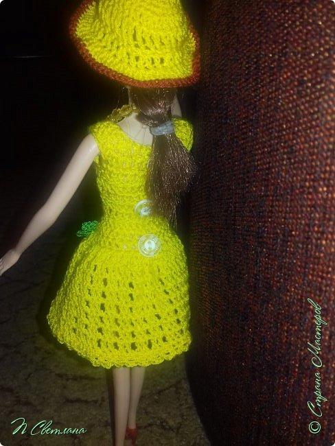 Одеваем куклу.  фото 3