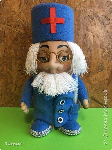Доктор Аскорбинкин с анестезией. фото 1
