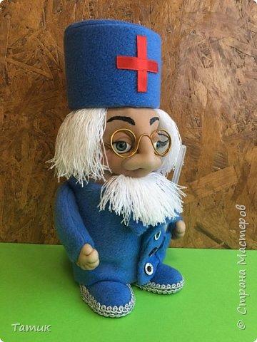Доктор Аскорбинкин с анестезией. фото 2