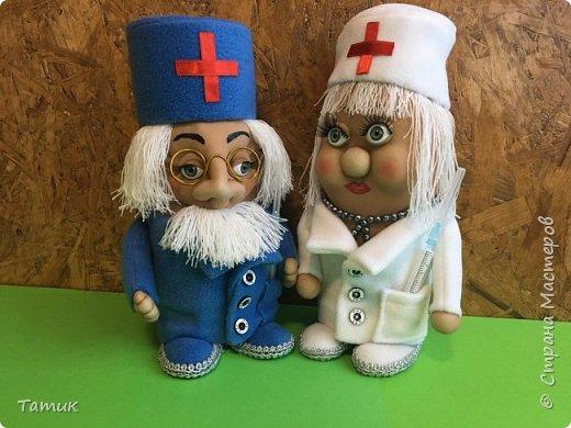 Доктор Аскорбинкин с анестезией. фото 3
