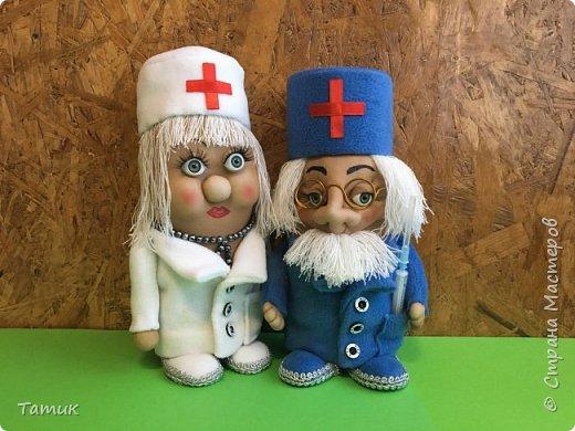 Доктор Аскорбинкин с анестезией. фото 4
