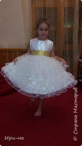 Платье для внучки фото 1