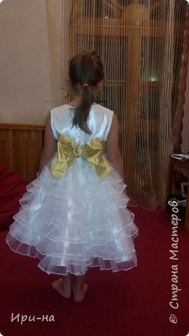 Платье для внучки фото 2
