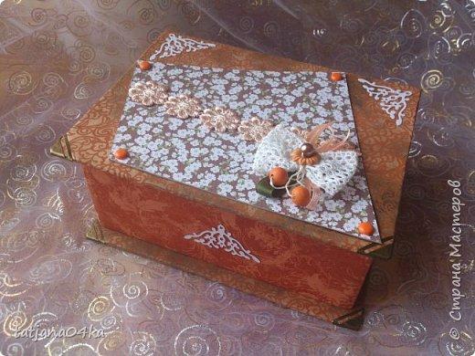 пришлось натворить такие не скучные коробочки, в подарки знакомым,, фото 4