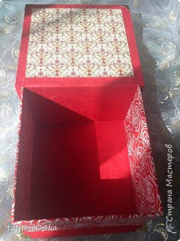 пришлось натворить такие не скучные коробочки, в подарки знакомым,, фото 11