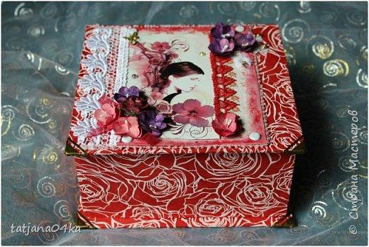 пришлось натворить такие не скучные коробочки, в подарки знакомым,, фото 7