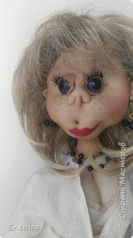 Здравствуйте дорогие мастерицы!давно не выставляла кукол,занималась плетением из газетных трубочек фото 2