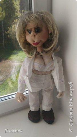 Здравствуйте дорогие мастерицы!давно не выставляла кукол,занималась плетением из газетных трубочек фото 7