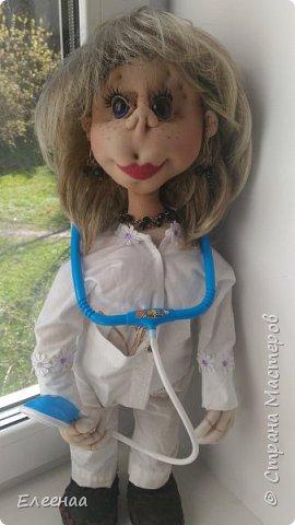 Здравствуйте дорогие мастерицы!давно не выставляла кукол,занималась плетением из газетных трубочек фото 4