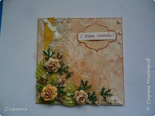добрый день страна ! сегдня я с небольшим заказом .открыточки на свадьбу  . фото 6
