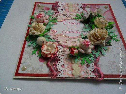 добрый день страна ! сегдня я с небольшим заказом .открыточки на свадьбу  . фото 11