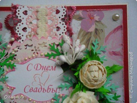 добрый день страна ! сегдня я с небольшим заказом .открыточки на свадьбу  . фото 3