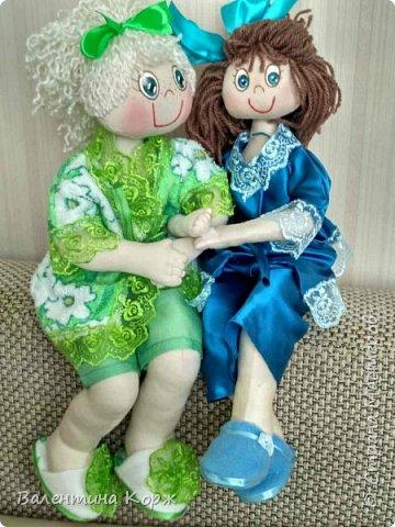 Кукла-держатель туалетной бумаги фото 16