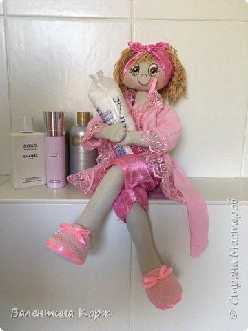 Кукла-держатель туалетной бумаги фото 2