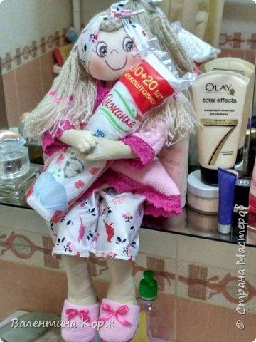 Кукла-держатель туалетной бумаги фото 10